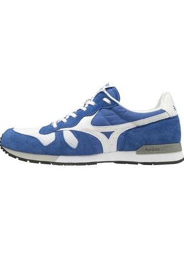 Mizuno ML87 Unisex Günlük Giyim Ayakkabısı Mavi Mavi